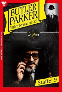 Cover Butler Parker Staffel 9 – Kriminalroman
