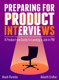 Cover Preparing for Product Interviews