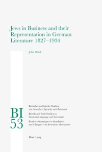 Cover Jews in Business and their Representation in German Literature 1827-1934