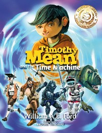 Cover Timothy Mean and the Time Machine