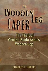 Cover The Wooden Leg Caper