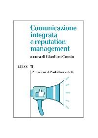Cover Comunicazione integrata e reputation management