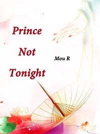 Cover Prince, Not Tonight