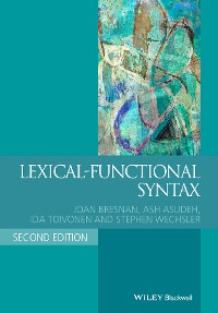 Cover Lexical-Functional Syntax