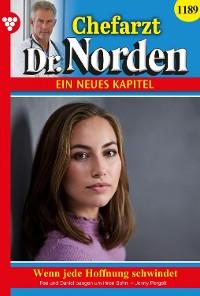 Cover Chefarzt Dr. Norden 1189 – Arztroman