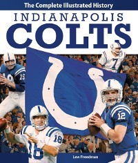 Cover Indianapolis Colts