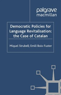 Cover Democratic Policies for Language Revitalisation: The Case of Catalan