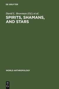 Cover Spirits, Shamans, and Stars