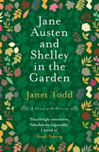 Cover Jane Austen and Shelley in the Garden