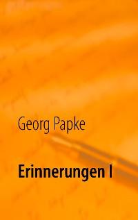 Cover Erinnerungen I