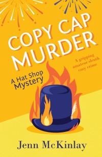 Cover Copy Cap Murder