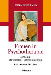 Cover Frauen in Psychotherapie