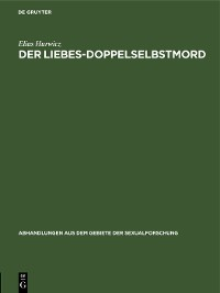 Cover Der Liebes-Doppelselbstmord