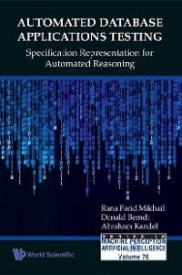 Cover Automated Database Applications Testing: Specification Representation For Automated Reasoning