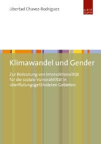 Cover Klimawandel und Gender