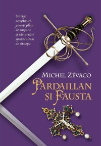 Cover Pardaillan si Fausta