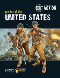 Cover Bolt Action: Armies of the United States