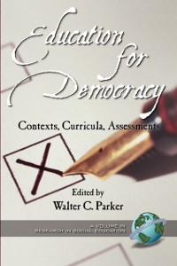 Cover Education for Democracy