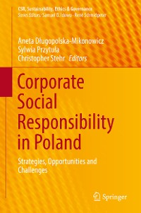Cover Corporate Social Responsibility in Poland