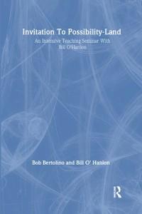 Cover Invitation To Possibility Land
