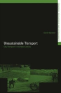Cover Unsustainable Transport