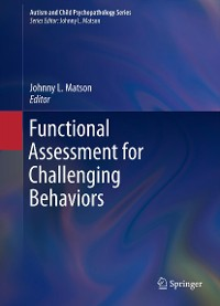 Cover Functional Assessment for Challenging Behaviors