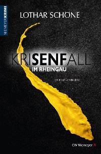 Cover KriSENFall im Rheingau