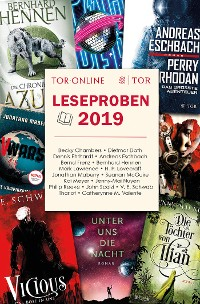 Cover Tor Leseproben E-Book 2019
