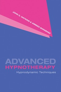 Cover Advanced Hypnotherapy