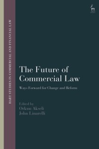 Cover Future of Commercial Law