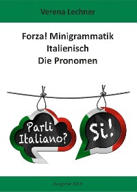 Cover Forza! Minigrammatik Italienisch