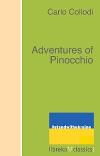 Cover Adventures of Pinocchio