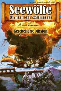 Cover Seewölfe - Piraten der Weltmeere 663