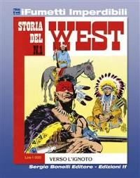 Cover Storia del West n. 1 (iFumetti Imperdibili)