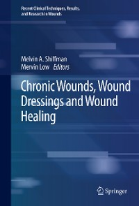 Cover Chronic Wounds, Wound Dressings and Wound Healing