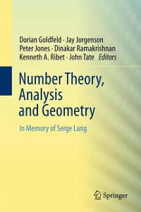 Cover Number Theory, Analysis and Geometry