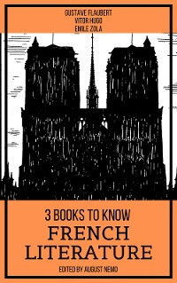 Cover 3 Books To Know French Literature