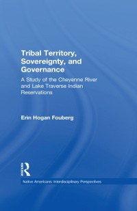 Cover Tribal Territory, Sovereignty, and Governance