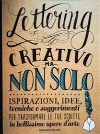 Cover Lettering creativo ma non solo