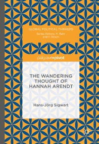 Cover The Wandering Thought of Hannah Arendt