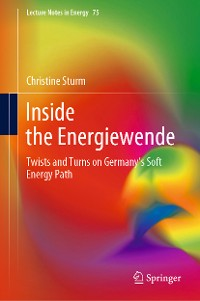 Cover Inside the Energiewende