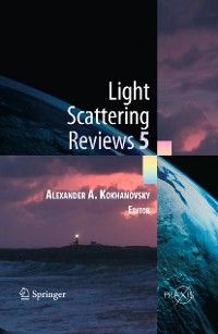 Cover Light Scattering Reviews 5