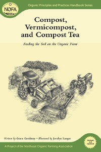 Cover Compost, Vermicompost and Compost Tea