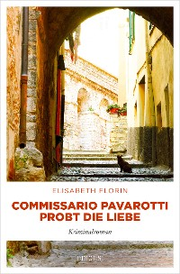 Cover Commissario Pavarotti probt die Liebe