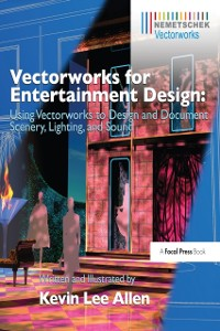 Cover Vectorworks for Entertainment Design