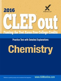 Cover CLEP Chemistry