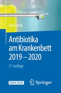 Cover Antibiotika am Krankenbett 2019 - 2020