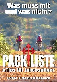 Cover Packliste, was muss mit und was nicht