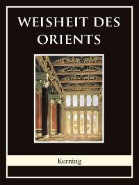 Cover Weisheit des Orients