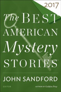 Cover Best American Mystery Stories 2017
